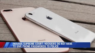 Indiana Supreme Court issues ruling in phone privacy case