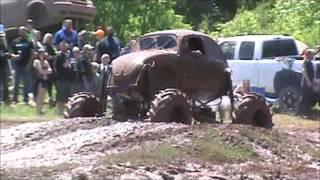 The New VW Mega Mud Bug
