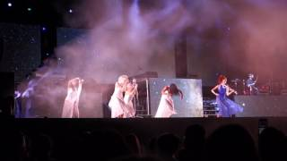 Lindsey Stirling Live 9-24-16 - Bonney Field - Sacramento - THOSE DAYS