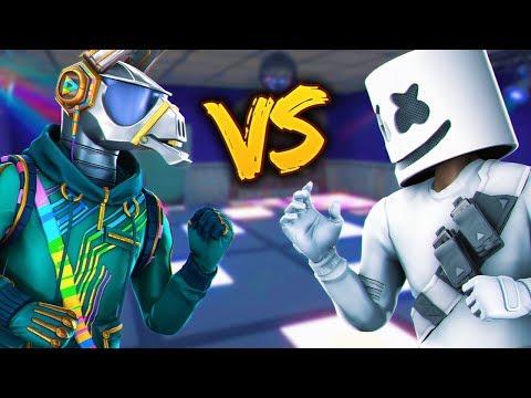 DJ SHOWDOWN - Marshmellow VS DJ Yonder  | SKIN WARS 3