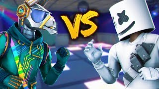 DJ SHOWDOWN - Marshmellow VS DJ Yonder  | SKIN WARS 3