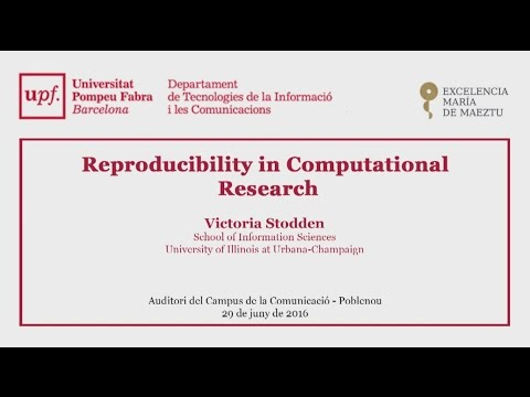 Reproducibility in Computational Research
