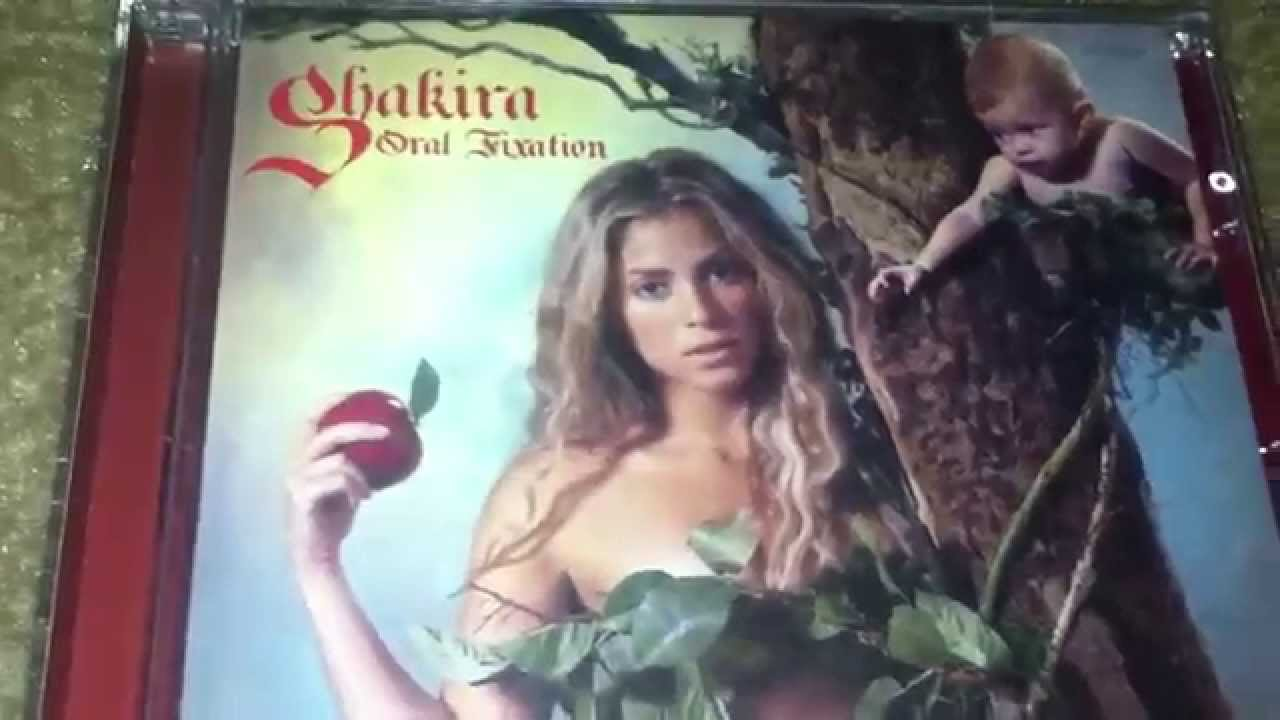 Oral fixation vol 2 shakira not own