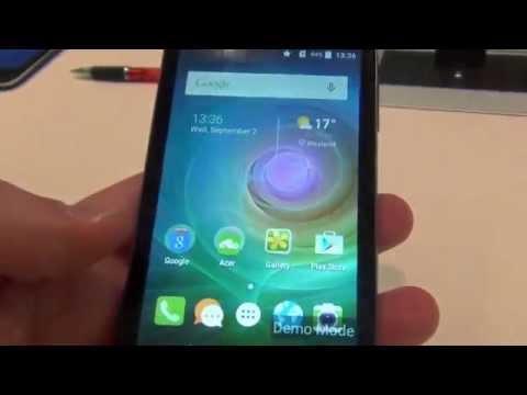 Acer Liquid Z330 Video Clips