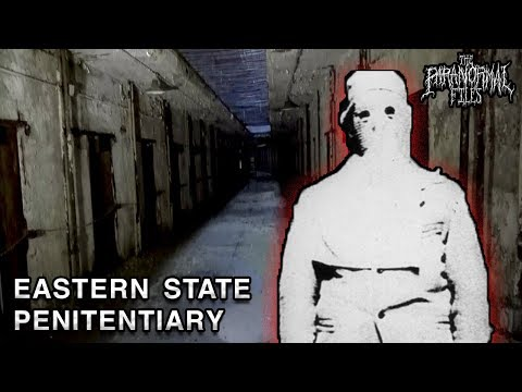 EASTERN STATE: America's MOST HAUNTED Prison | (Overnight Ghost Hunt) | THE PARANORMAL FILES