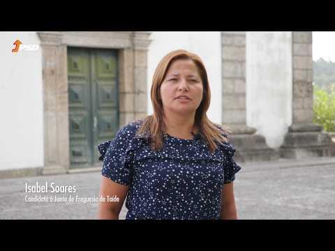 Maria Isabel Soares Maia – Candidata na Freguesia de Taíde | Avelino Silva 2017