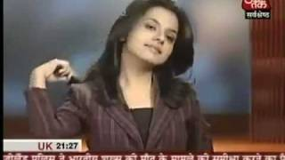 sexy indian new's anchor fail in compilation