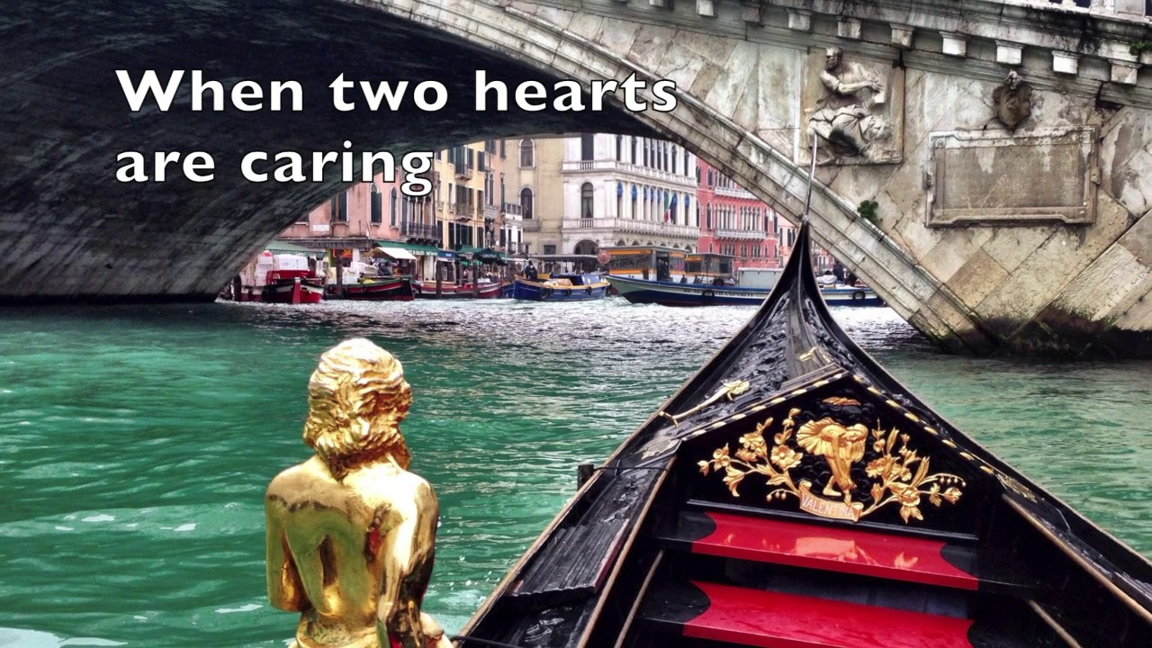 Magic Moments By Perry Como Singalong With Lyrics Youtube