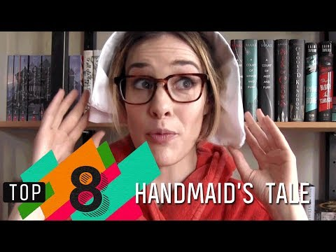 Top 8 Post 'The Handmaid's Tale' Binge Books | Delirium, Glow, Taken & More!