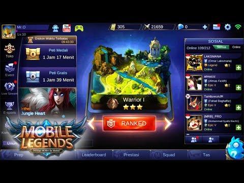 Ayam Belajar Ranked - Mobile Legends Indonesia [Join Discord Cek Deskripsi] #newbie