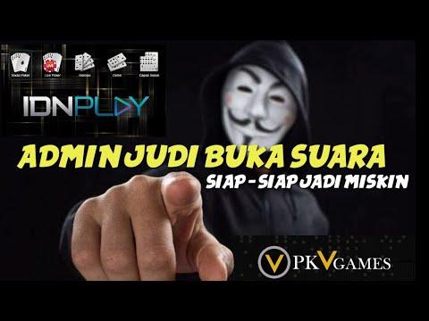 Admin Bongkar Tuntas Situs Judi Online Idn Play Pkv