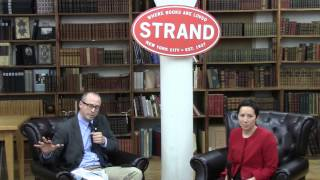 Discussing Tiananmen Square with Asia Society's Jonathan Landreth at the Strand Bookstore, June 2014