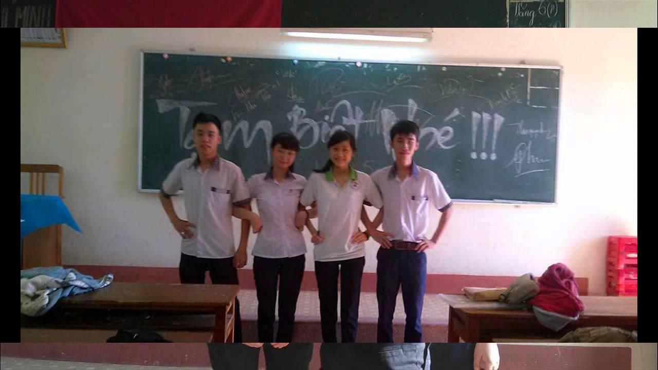 Hình Ảnh Lớp 12a5 Trường Thpt Quang Trung, Tây Sơn, Bình Định Năm Học  2013-2014