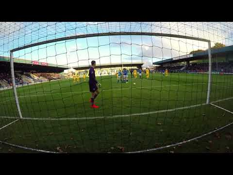 GOAL CAM: Rochdale v Bromley - FA Cup 2017/18