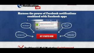 Send notification in facebook easy and free !