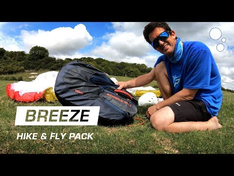 Packing A Paraglider For Hike & Fly (with The Skywalk Breeze)
