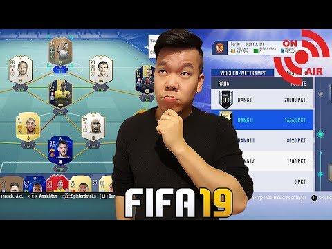MIT EUCH CHILLEN UND D1 RANG 2 ERSCHWITZEN 🤯 FIFA 19 RIVALS LIVESTREAM thumbnail