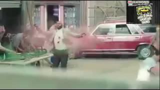 رقصه محمد رمضان من مسلسل الاسطوره 2016