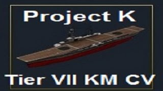 [NavyField 2] Project K Tier VII KM CV