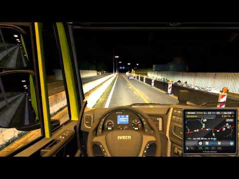Euro Truck Simulator 2 Voyage TSM | Paris - Wuppertal [NC] #3