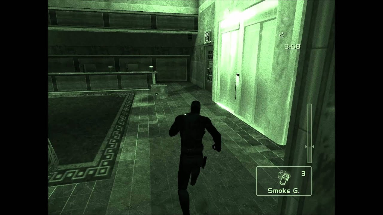 Splinter Cell: Chaos Theory|Review| - Windows, Game Reviews