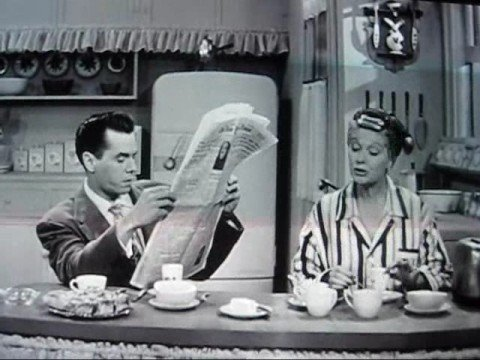 Guide To A Happy Marriage ... with Lucille Ball & Desi Arnaz