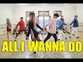 Jay Park - All I Wanna Do | Choreography Chuba & Agusha | Fam Dance Studio