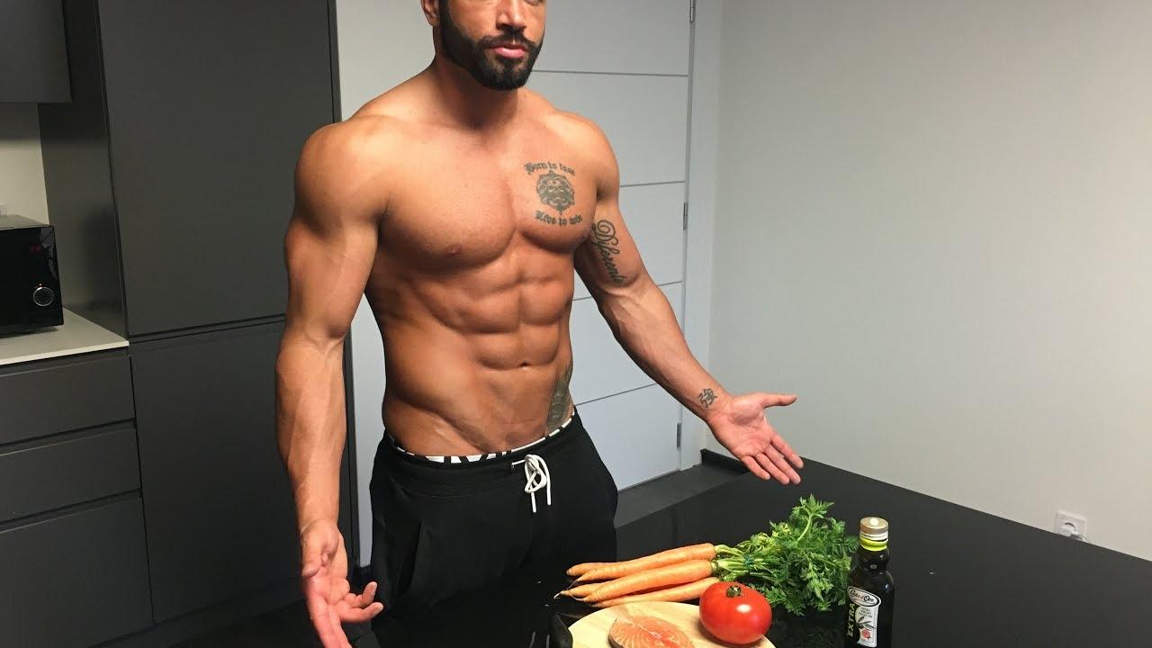 Lazar Angelov Meal Plan - www.LazarAngelov.diet - YouTube