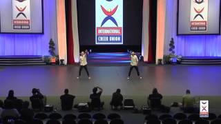 Team Russia [2016 Hip Hop Doubles]