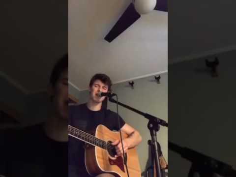Shawn Mendes singing 'Bad Reputation' on instagram livestream 27-12-16