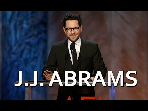 J.J. Abrams celebrates John Williams