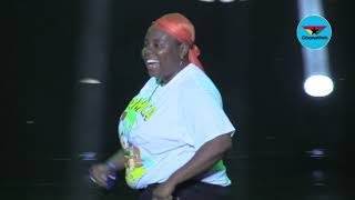 Teni performs 'Case' at Ghana Meets Naija