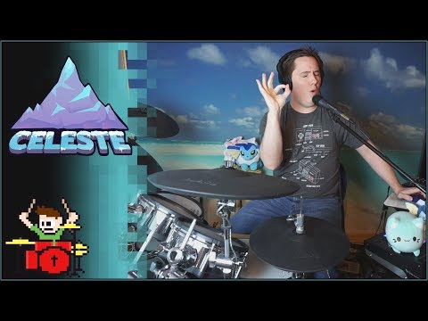 Fixing Twitch Through the Power of Celeste! Reach For The Summit On Drums!