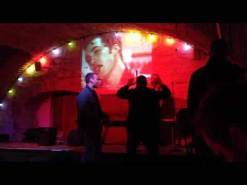 Riga karaoke!!