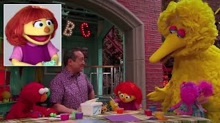 'Sesame Street' Introduces The First Muppet With Autism