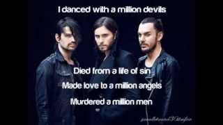 Depuis Le Début by Thirty Seconds to Mars Lyrics