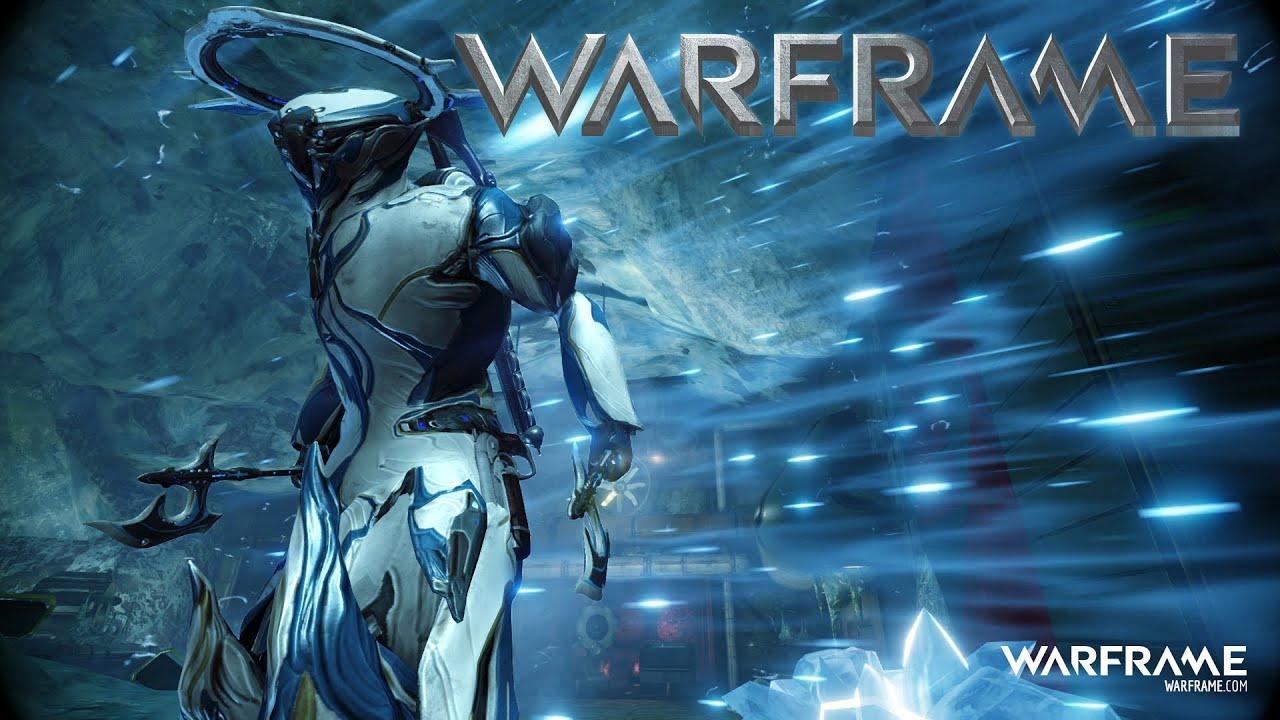 Frost warframe wallpaper