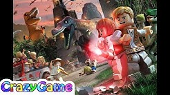 #Lego Jurassic World Complete Game Walkthrough Free Play (5 Hour) - Lego For Children