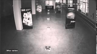 Тестовая видеозапись с AHD камер XVI серии xx94xx ночь