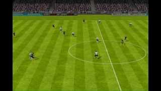 FIFA 14  (Моя первая игра на Ipad)(, 2013-11-08T18:50:32.000Z)