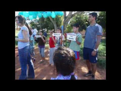 KidsGames EIMB 2012 Paraguay Travel Video