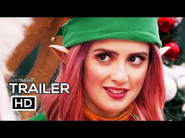A Cinderella Story Christmas Wish Official Trailer 2019 Laura Marano Gregg Sulkin Movie Hd Youtube