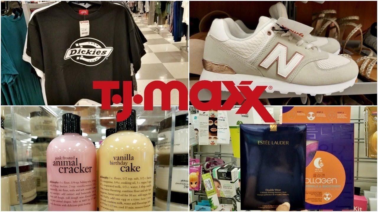 8cce5c0b383ea TJ MAXX BACK TO SCHOOL SHOPPING CLOTHING SKINCARE WALK THROUGH 2018 ...