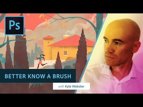 Better Know A Brush With Kyle Webster