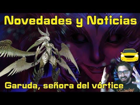 Final fantasy brave exvius:Novedades y Noticias / Garuda y el señor que susurraba a su asiento