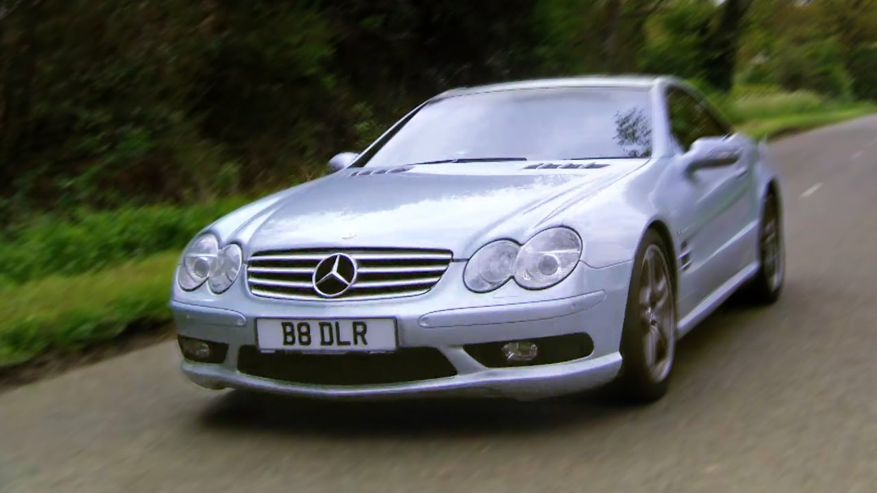 second hand heroes best cheap mercedes amgs fifth gear. Black Bedroom Furniture Sets. Home Design Ideas