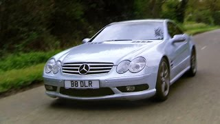 Second Hand Heroes: Best Cheap Mercedes AMGs - Fifth Gear