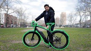 A $3700 e-bike?!