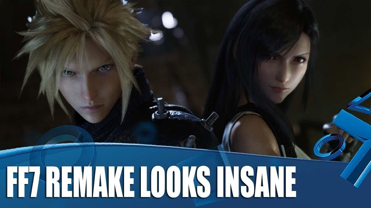 7-maliges Final Fantasy VII-Remake brachte uns zum Laufen * %!? & WOW + video