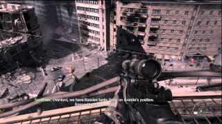 Call of Duty Modern Warfare 3 Walkthrough HD Mission 14 Scorched Earth 1/2